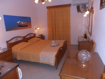 Accommodation Studios in Naxos Island Greece